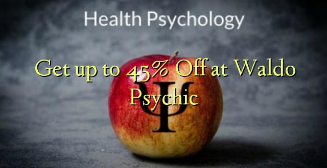 Anuka hadi 45% Off at Waldo Psychic