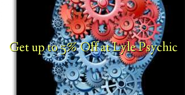 Anuka hadi 5% Off at Lyle Psychic