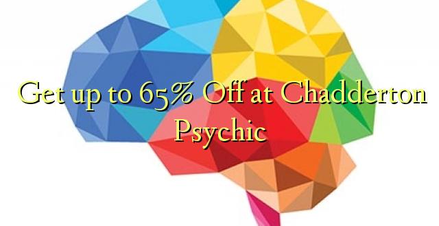 Amka hadi 65% Off at Chadderton Psychic