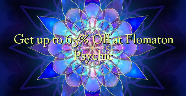 Anuka hadi 65% Off at Flomaton Psychic