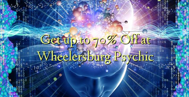 Anuka hadi 70% Off katika Wheelersburg Psychic