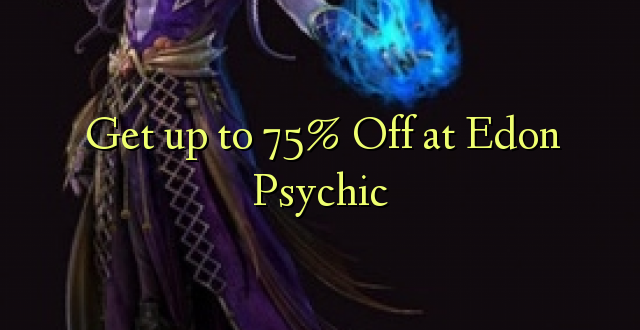 Anuka hadi 75% Oka Edon Psychic