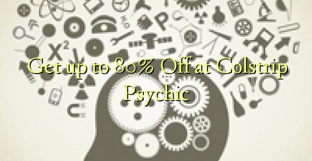 Anuka hadi 80% Off at Colstrip Psychic
