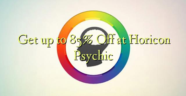 Anuka hadi 85% Off at Horicon Psychic