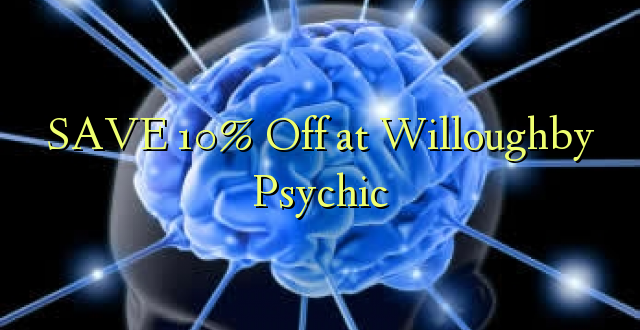 SAA 10% Off at Willoughby Psychic