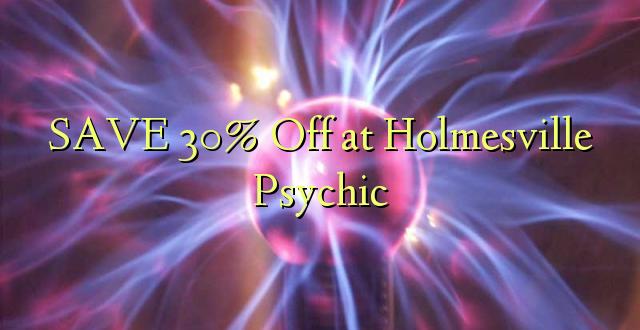 SAA 30% Oka Holmesville Psychic