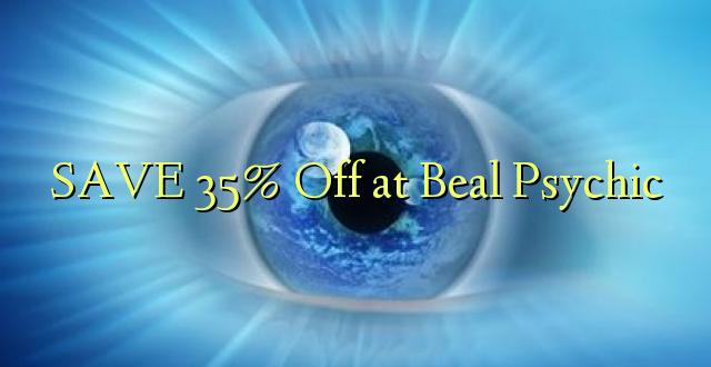 SAVE 35% izslēgts Beal Psychic