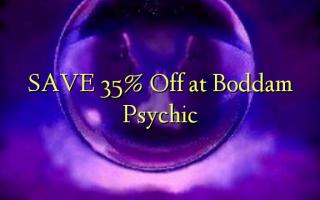 Gem 35% Off ved Boddam Psychic
