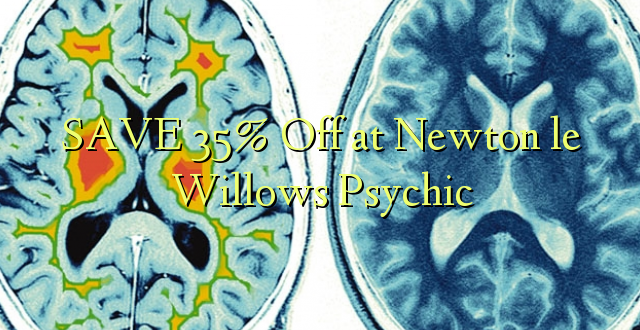 SAVE 35% Off at Newton le Willows Psychic