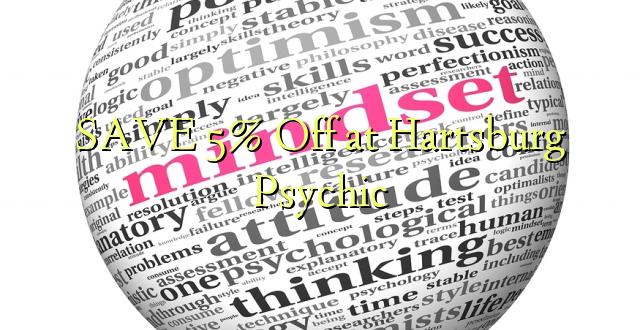 SAVE 5% Off at Hartsburg Psychic