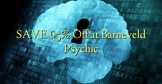 SAVE 65% Off at Barneveld Psychic