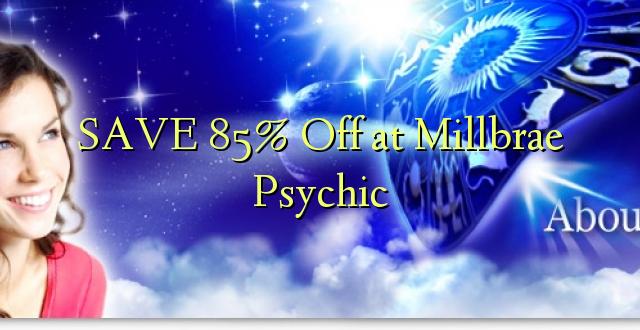 SAA 85% Oka Millbrae Psychic