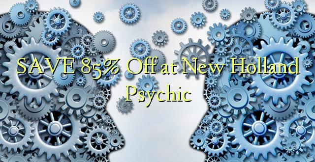 SAA 85% Oka katika New Holland Psychic