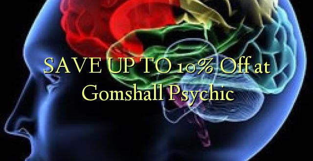 BONYEZA KWA 10% Ondoka huko Horshall Psychic