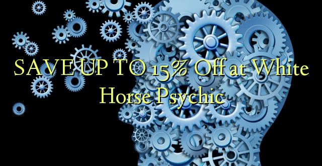BONYEZA KWA 15% Off at White Horse Psychic