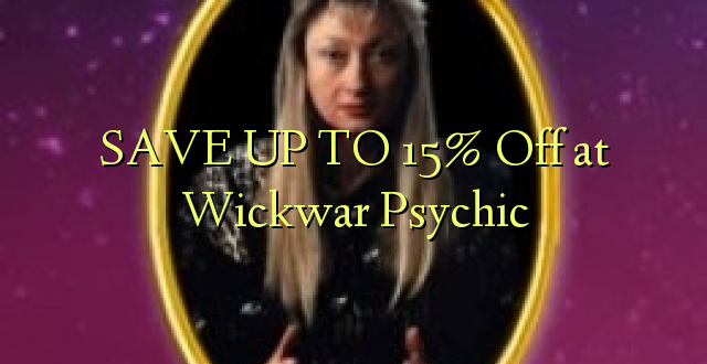 BONYEZA KWA 15% Off at Wickwar Psychic