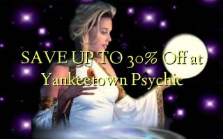 SPAR OP TIL 30% Off ved Yankeetown Psychic