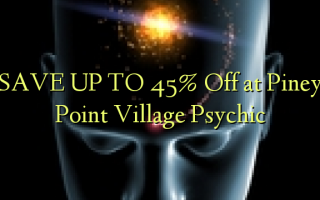 SPAR OP TIL 45% Off på Piney Point Village Psychic