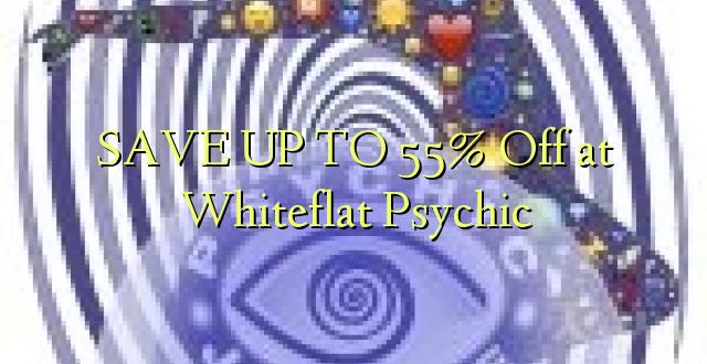 BONYEZA KWA 55% Off at Whiteflat Psychic
