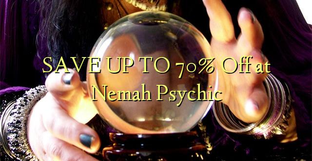 BONYEZA KWA 70% Ondoka kwa Nemah Psychic