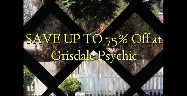 BONYEZA KWA 75% Oka Grisdale Psychic