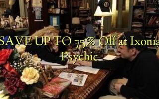 SAVE UP TO 75% Toka kwenye Ixonia Psychic