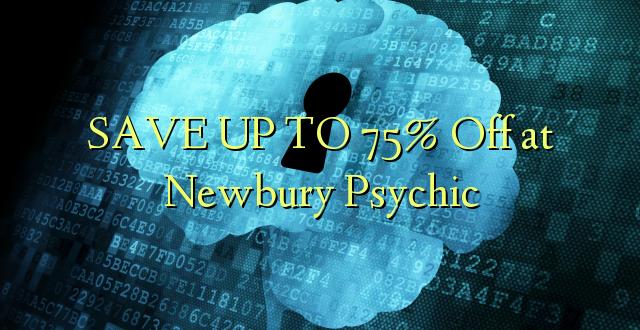 BONYEZA KWA 75% Off at Newbury Psychic