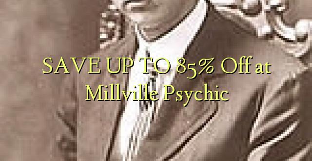 BONYEZA KWA 85% Oka Millville Psychic