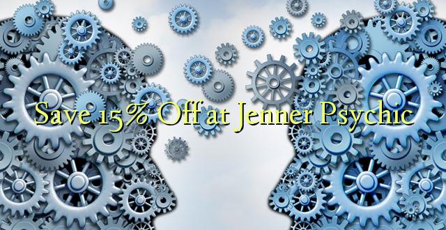 Okoa 15% Off katika Jenner Psychic