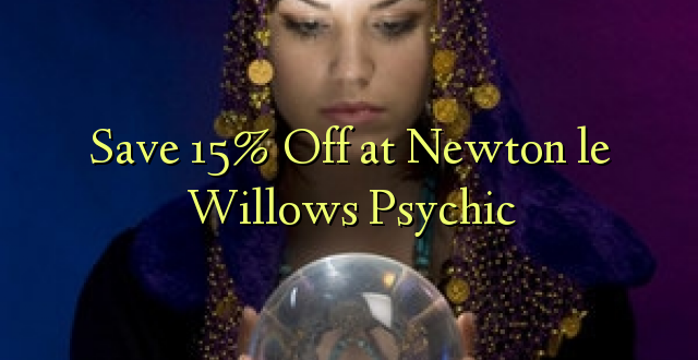 Okoa 15% Off at Newton le Willows Psychic