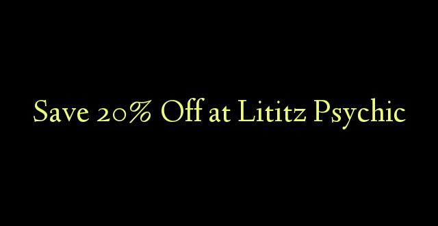 Okoa 20% Off katika Lititz Psychic