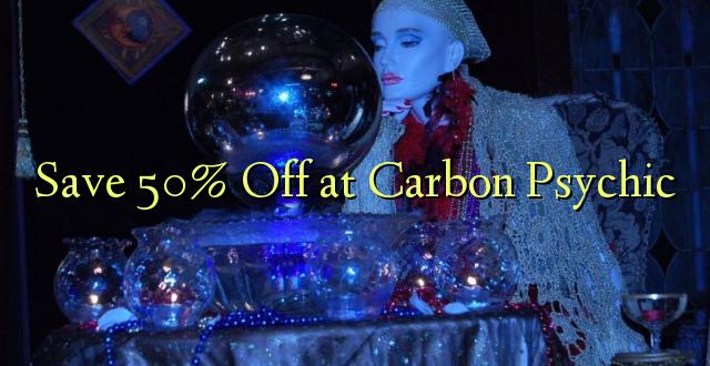 Okoa 50% Off at Carbon Psychic