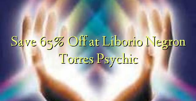Okoa 65% Okoa kwa Liborio Negron Torres Psychic