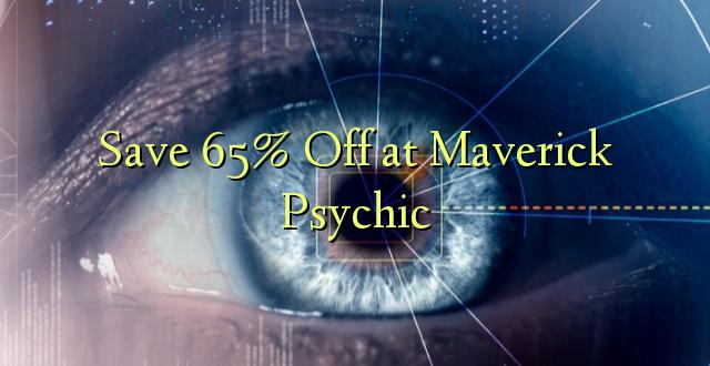 Okoa 65% Off saa Maverick Psychic
