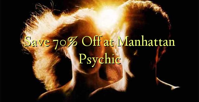 Okoa 70% Off at Manhattan Psychic