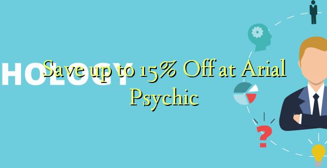 Okoa hadi 15% Off at Aych Psychic