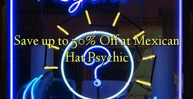 Okoa hadi 50% Off at Mexico Psychic