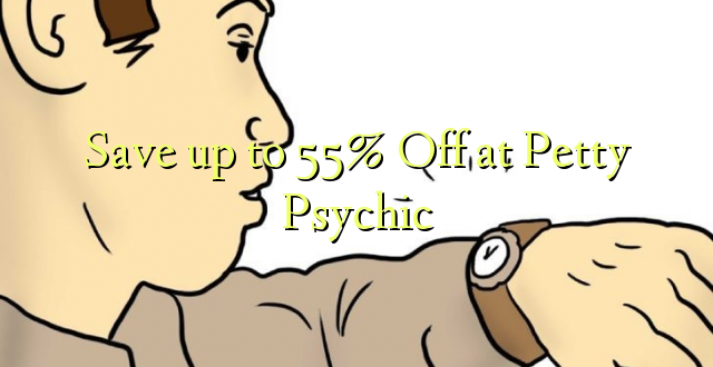 Hifadhi hadi 55% Toka kwenye Kidogo cha Psychic