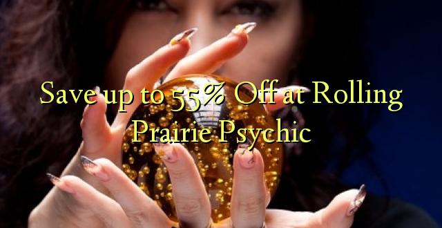 Okoa hadi 55% Off at Rolling Prairie Psychic