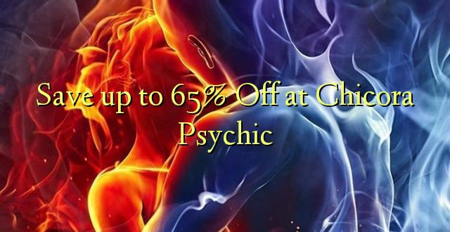 Okoa hadi 65% Off at Chicora Psychic