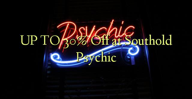 Hadi 30% iko huko Southold Psychic