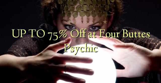 Hadi 75% Off saa Vifungu nne Psychic