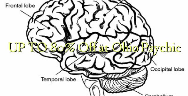 Hadi 80% iko huko Ohio Psychic