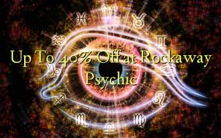 Op til 40% Off på Rockaway Psychic