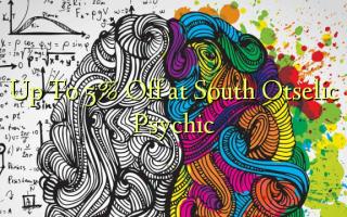 Op til 5% Off ved South Otselic Psychic