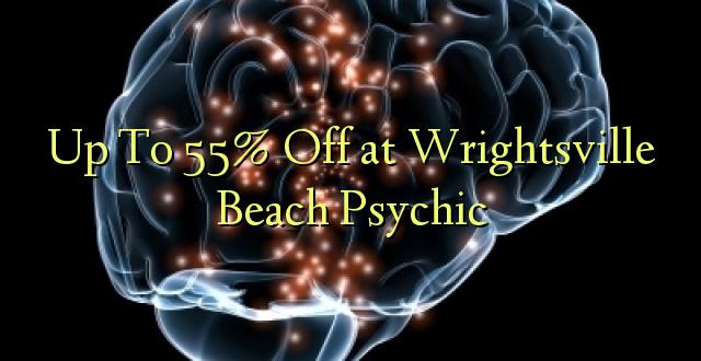 Hadi kufikia 55% Off at Wrightsville Beach Psychic