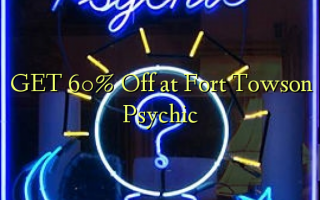 GET 60% Off at Fort Towson Psychic