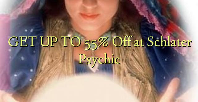 Iegūstiet Xnumx% Off pie Schlater Psychic