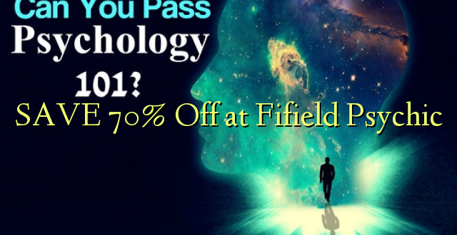 SAVE 70% pie Fifield Psychic