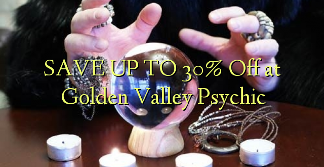 IZMANTOJIET 30% Off pie Golden Valley Psychic